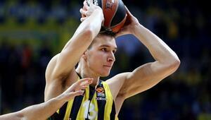 Fenerbahçede Bogdan Bogdanovic sabah idmanına katılmadı