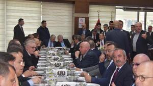 Bilim Sanayi ve Teknoloji Bakanı Faruk Özlü, İzmirde (2)