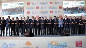 Antalya City Expo kapılarını açtı