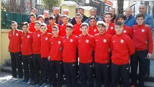 Kadıköyspor U15 Takımı, Türkiye Şampiyonasına hazır