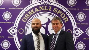 Hamza Hamzaoğlu Osmanlıspor ile imzaladı