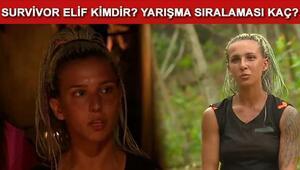 Survivor 2017 yarışmacısı Elif Şadoğlu kimdir Elif Şadoğlu diskalifiye mi olacak