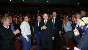 Erdoğan: Kandildekiler, PKK, FETÖ Hayır diyor Hayır diye aldatılanlar ne anlama geliyor (2)