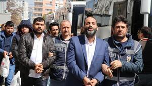 İzmirin kalaşnikoflu çetesi yakalandı