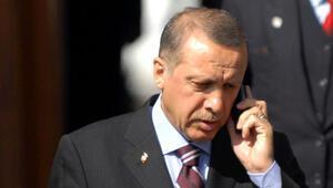 Cumhurbaşkanı Erdoğandan İngiltere Başbakanına taziye telefonu