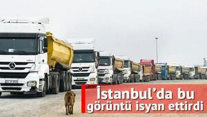 Bu görüntü tetikledi... İstanbulda mecburi hale geliyor