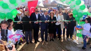 Kepez Atatürk İlkokulu Koruluğunun açılışı yapıldı