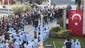 AK Partili Vekil Ramazanoğlu, tekstil işçileriyle buluştu