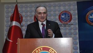 Bilim Sanayi ve Teknoloji Bakanı Faruk Özlü, İzmirde (3)