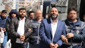 İzmirde çete operasyonu: 47 gözaltı