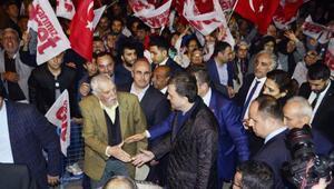Bakan Çelik: Koalisyonların bitmesi için halk oylamasına gidiyoruz