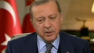 Cumhurbaşkanı Erdoğandan anket değerlendirmesi