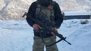 Teröristlerin saldırısında yaralanan askerlerden biri şehit oldu - Fotoğraf