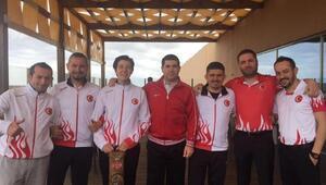 Portekizdeki Pool Bilardo milli takım ekibinden ilk müjdeli haber geldi