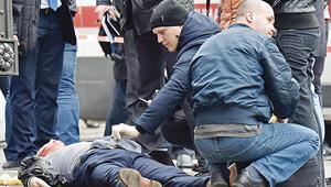Kiev'de suikast