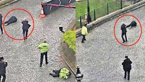 İngilizler yalnız kurt dedi... İşte saldırganın en net fotoğrafı
