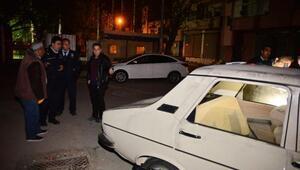 Otomobilinin çalındığını polisten öğrendi