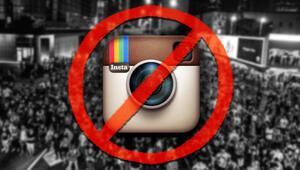 Instagramda bu fotoğraflar engellenecek