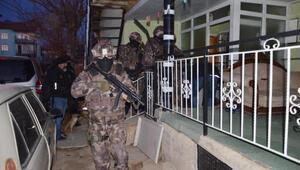 Konyada 500 polisle uyuşturucu operasyonu: 37 gözaltı