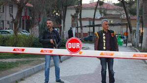 Turgutluda polisten acil durum tatbikatı