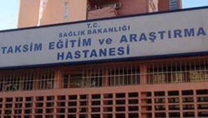Taksim İlkyardım Hastanesinde flaş gelişme