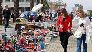 Antalya sezonu İranlı turistle açtı
