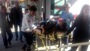 Motosiklet kazasında kasksız sürücü yaşamını yitirdi