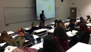 Erciyes Teknoparktan, üniversitelilere TÜBİTAK destek semineri