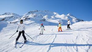 Alpler'deki mutlu çocuklar
