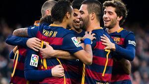 Barcelonadan forma sürprizi