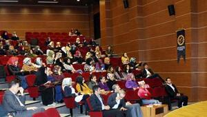 Kobandan; Etik Değerler konferansı