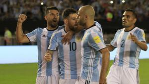 Tangocuları yine Messi sırtladı