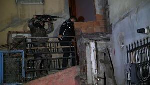 Müzeyyenin katledildiği mahalleye 300 polis baskın yaptı