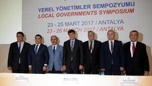 Türel, yerel yönetimde inovasyonun önemini anlattı