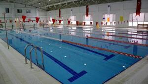 ÇOMÜ Dardanos Yerleşkesi Yüzme Havuzu yenilendi