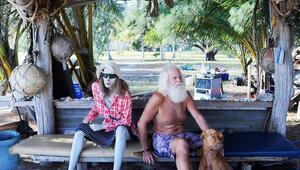 Bir zamanların milyoneri şimdi peş parasız adada yaşıyor