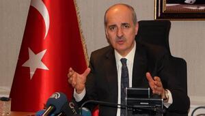 Kurtulmuş: Kimse Türkiyenin iç işlerine burnunu sokmasın