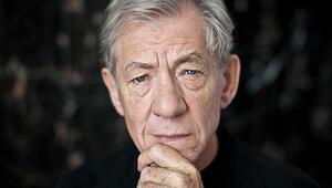 Ian McKellen ilk kez Türkiyede