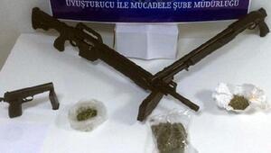 Uyuşturucu satıcısı 5 kişi tutuklandı