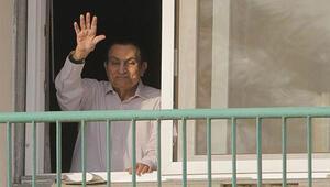 Hüsnü Mübarek 6 yıl süren tutukluluğun ardından serbest bırakıldı