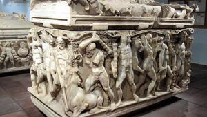 Herakles lahdi Türkiyeye iade ediliyor