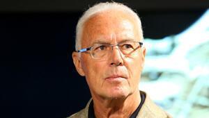 Beckenbauer ifade verdi