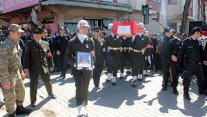 Şehit er Mehmet Acıbucu Osmaniyede soy yolculuğuna uğurlandı