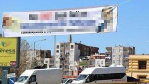 AK Partiden Şeyh Saitli pankarta açıklama