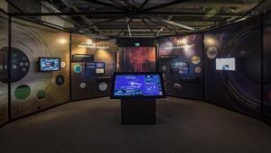 """CERN'ün """"Bilimi Hızlandırıyoruz"""" Sergisi İstanbul'da"""