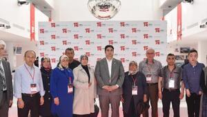 15 Temmuz şehit aileleri Antalyada buluştu