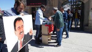 Alperen Ocaklarından Yazıcıoğlu anısına mevlidi şerif