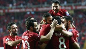 Türkiye 2-0 Finlandiya / MAÇIN ÖZETİ