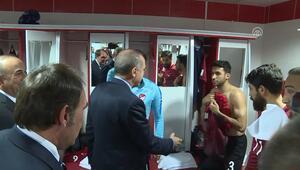 Erdoğan gelince İsmail Köybaşının zor anları