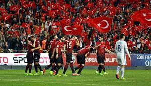 Türkiye - Moldova maçı öncesinde tezahürat yasağı